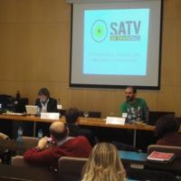 Intervenció del representant de Sa Tevavisió, Manu Luna