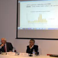 Roger Jiménez i Albert Garrido, del Consell de la Informació de Catalunya