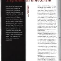 Trepitjant la innocència (Capçalera núm. 115)