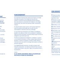 El CIC en cinc pàgines  (versió actualitzada juny 2017)