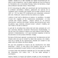 Estudi: balanç dels dictàmens del CIC del període 1997-2011 (RESUM)