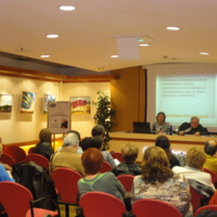 """Conferència """"Una mirada crítica al periodisme d'investigació"""", a càrrec de Llúcia Oliva (CIC) i Xavier Vinader"""
