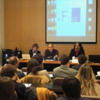 Intervenció dels representants SICOM, Josep Cabayol i Siscu Baiges