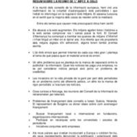 Resum del CIC sobre l'Alliance of Independent Press Councils of Europe 2009 (Oslo)