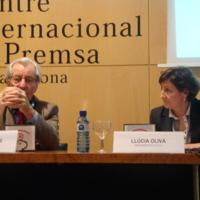 Robert Pinker i Llúcia Oliva