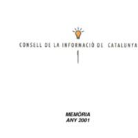 Memòria CIC 2001